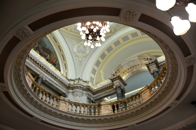 The Rotunda, Belfast City Hall, Northern Ireland ©Jean Janssen