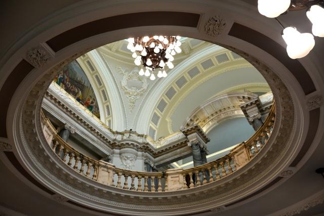 The Rotunda, Belfast City Hall, Northern Ireland ©Jean Janssen