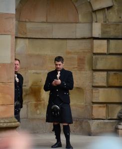 When in Scotland...   ©Jean Janssen