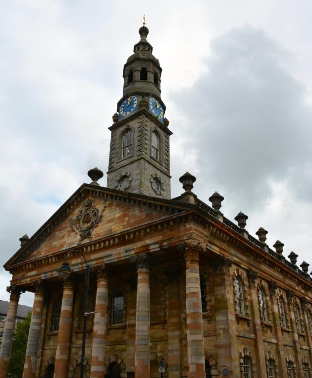 Glasgow, Scotland ©Jean Janssen