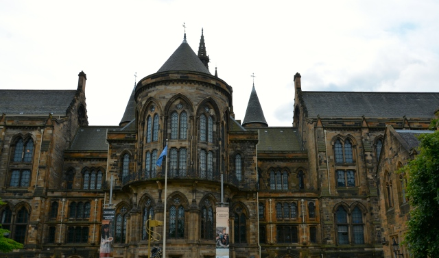 Glasgow University ©Jean Janssen