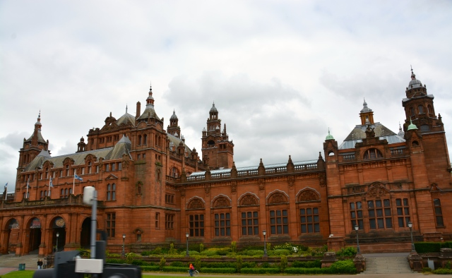 Kelvingrove Art Gallery and Museum ©Jean Janssen
