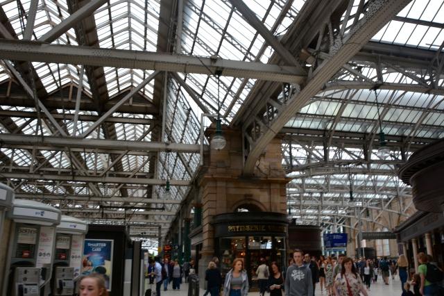 Glasgow Central Station ©Jean Janssen