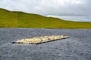 Fishing farming, Isle of Lewis, Western Isles, Scotland ©Jean Janssen