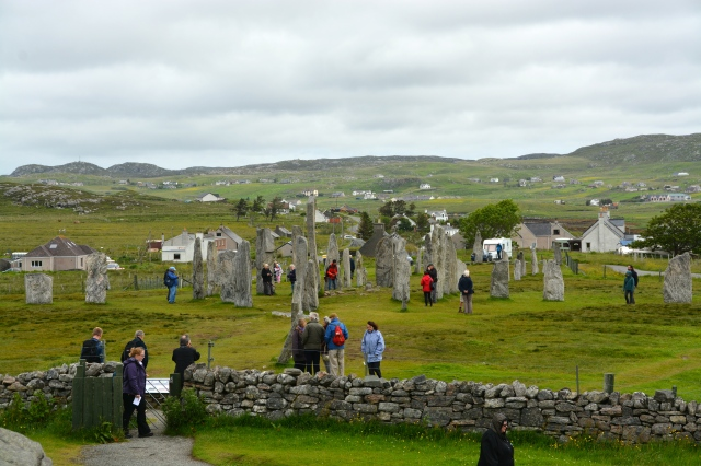 Calanais Stone Circle, Isle of Lewis, Outer Hebrides, Scotland ©Jean Janssen