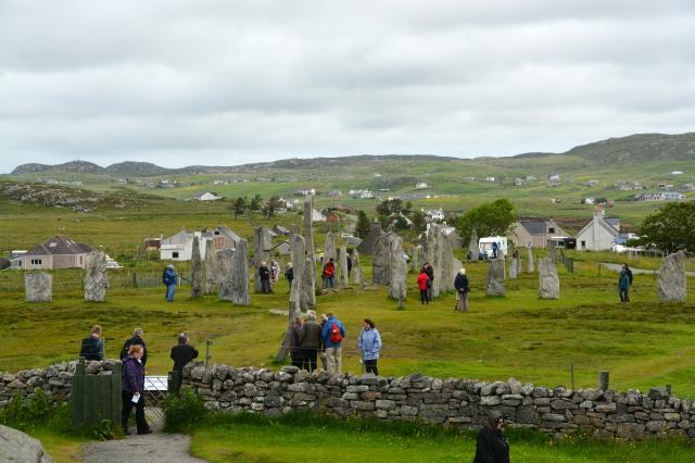 Calanais Stone Circle, Isle of Lewis, Outer Hebrides, Scotland ©Jean Janssen