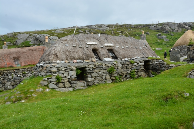 Blackhouse Village, Isle of Lewis, Scotland ©Jean Janssen