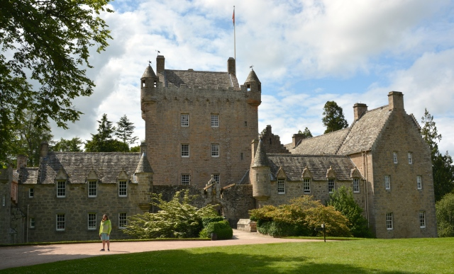 Cawdor Castle, Nairn, the Scottish Highlands ©Jean Janssen