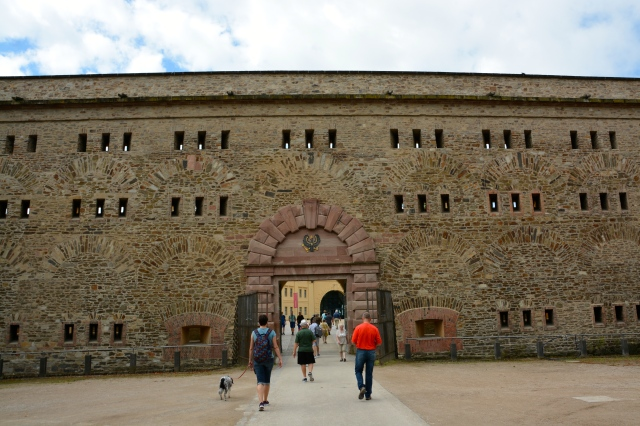Ehrenbreitstein Fortress, Koblenz, Germany ©Jean Janssen