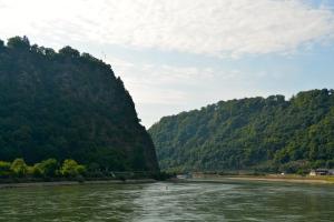 Lorelei, the River Rhine, Germany ©Jean Janssen