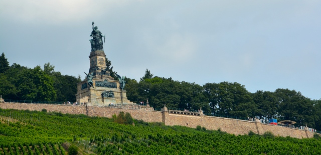 Niederwald Monument, Rüdesheim, Germany ©Jean Janssen