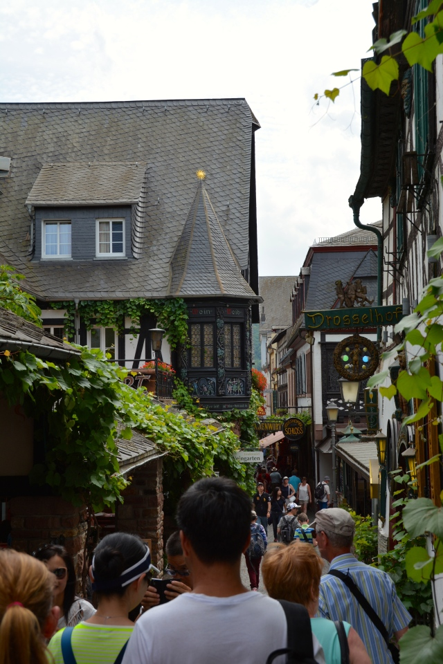 Rudesheim, Germany ©Jean Janssen