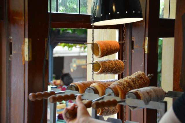 Pastries in Rudishem, Germany ©Jean Janssen