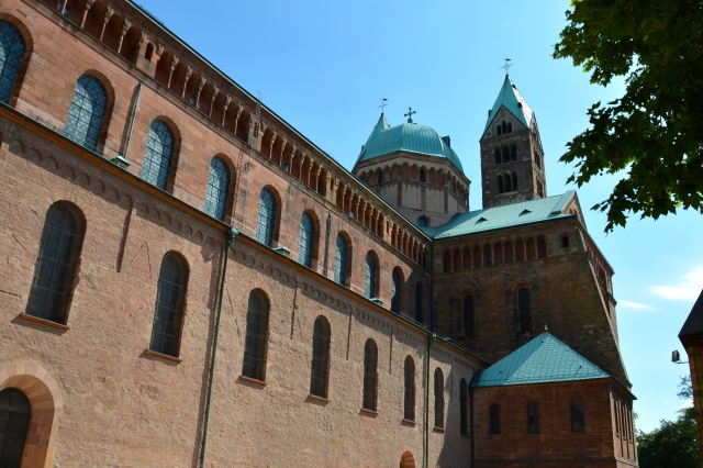 Speyer Romanesque Cathedral, Speyer, Germany ©Jean Janssen