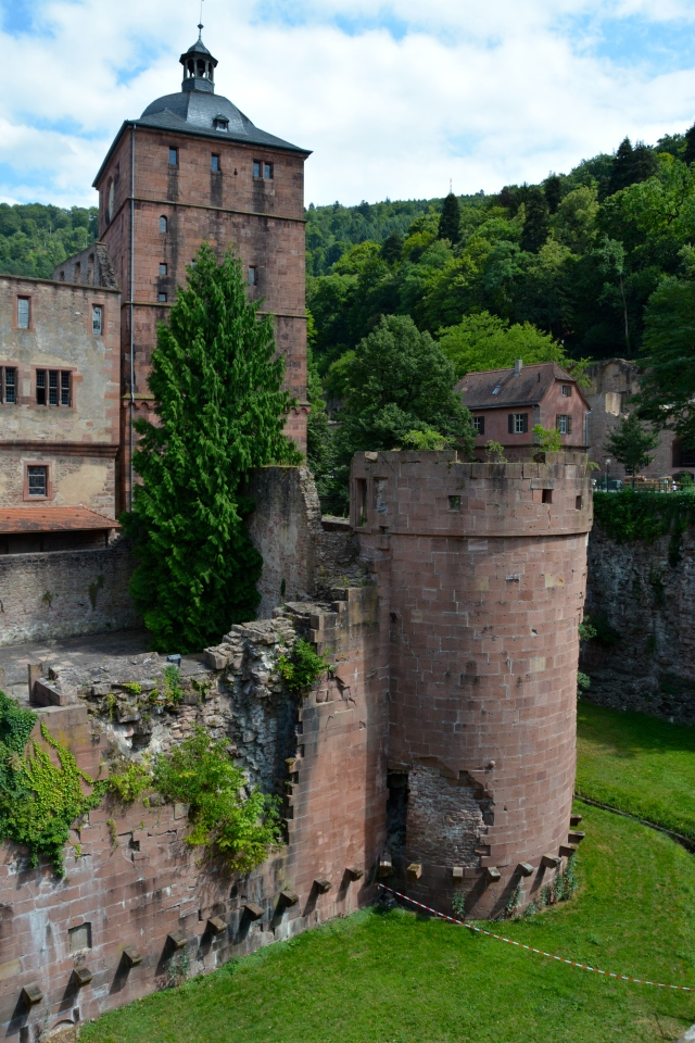 Heidelberg Castle, Germany ©Jean Janssen