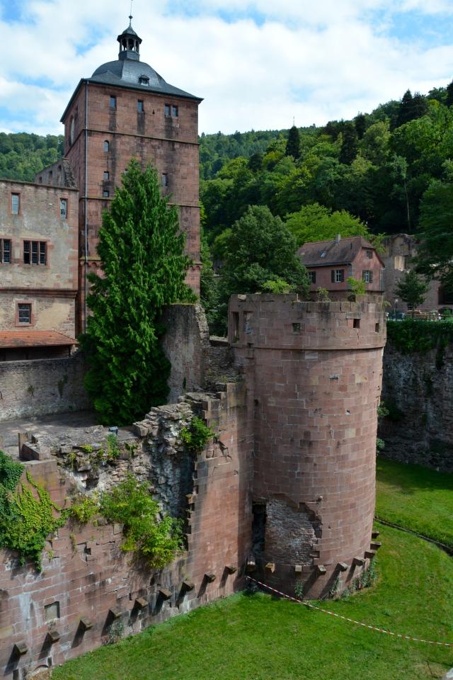 Heidelberg Castle, Germany ©Jean Janssen
