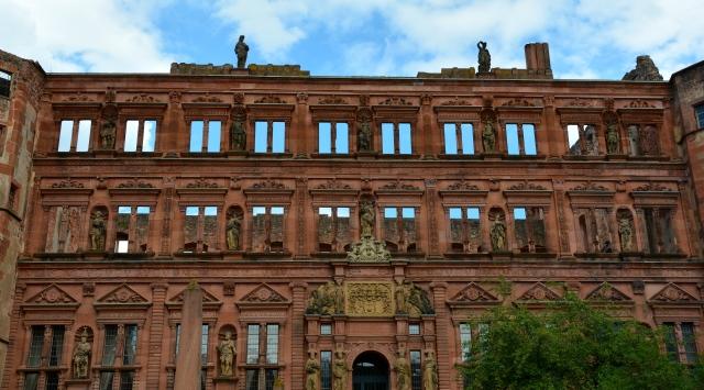 Heidelberg Castle, Heidelberg, Germany ©Jean Janssen