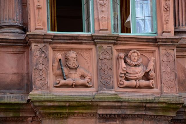 Heidelberg Germany Old Town ©Jean Janssen
