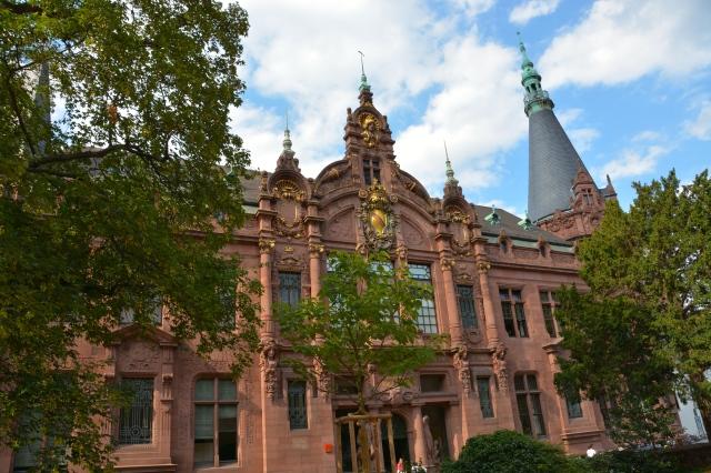 Heidelberg University, Heidelberg, Germany ©Jean Janssen