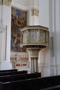 Jesuit Church, Heidelberg, Germany ©Jean Janssen