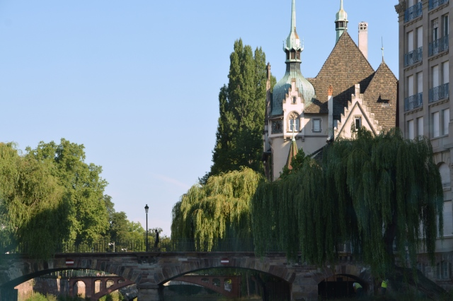 Along the canal, Strasbourg, France ©Jean Janssen