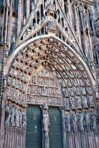 Strasbourg Cathedral, France ©Jean Janssen