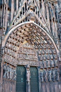 Strasbourg Cathedral, France ©Jean Janssen