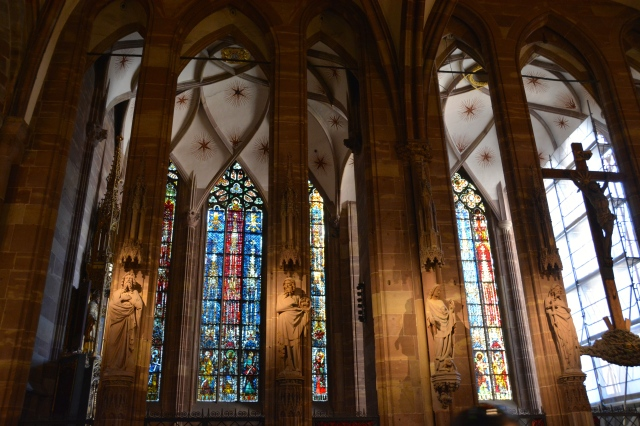 Cathedral of our Lady of Strasbourg ©Jean Janssen