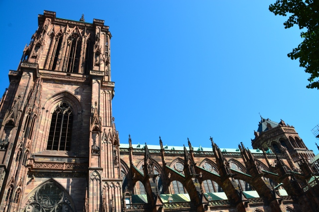 Strasbourg's Cathedral of Our Lady ©Jean Janssen