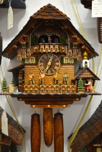 My selection at the House of Black Forest Clocks. ©Jean Janssen