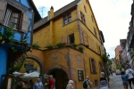 The street entrance for my tasting room in Riquewihr, France ©Jean Janssen